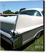 Vintage 1957 Cadillac . 5d16688 Canvas Print by Wingsdomain Art and Photography
