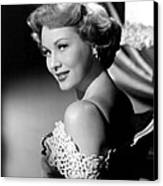 Virginia Mayo, Ca. Early 1950s Canvas Print by Everett