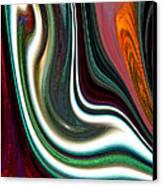 Visceral Canvas Print by Ginny Schmidt