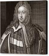 Viscount Bolingbroke, English Statesman Canvas Print