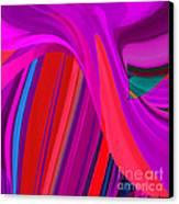 Viscous Canvas Print by ME Kozdron