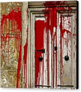 Voodoo Canvas Print by Christo Christov