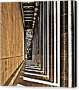 Walhalla Colonnade ... Canvas Print