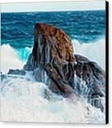 Wash Away II - Colour Canvas Print by Hideaki Sakurai