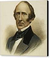 Wendell Phillips (1811-1884) Canvas Print