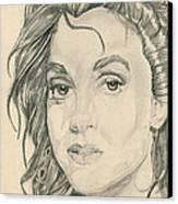 Wendy Coleman Canvas Print