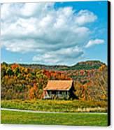 West Virginia Homestead Canvas Print by Steve Harrington