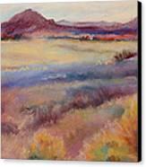 Western Landscape Canvas Print by Rita Bentley