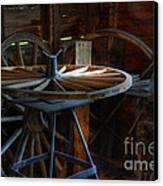 Wheeler Dealer Canvas Print by Bob Christopher