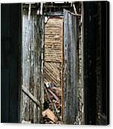 When One Door Closes Canvas Print by JC Findley