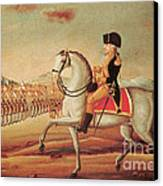 Whiskey Rebellion, 1794 Canvas Print by Photo Researchers