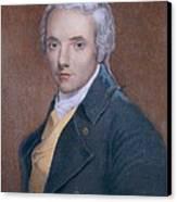 William Wilberforce 1759-1833, British Canvas Print by Everett