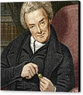 William Wilberforce, British Politician Canvas Print by Sheila Terry