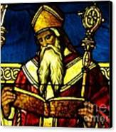 Window Of Saint Agustine Canvas Print