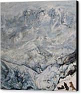 Winterlude Canvas Print by Susan Hanlon