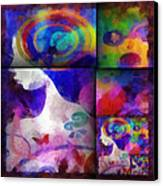 Wondering 1 Canvas Print