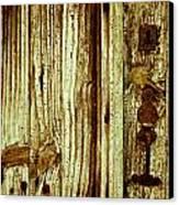Wood Grain Canvas Print