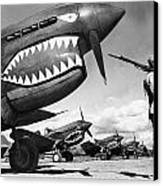 World War II: China, 1943 Canvas Print by Granger
