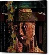 Worlds Apart - Durch Welten Getrennt Canvas Print by Mimulux patricia no No
