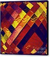 Woven Waves Canvas Print