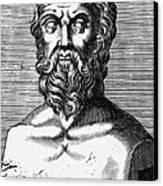 Xenophon (434?-?355 B.c.) Canvas Print
