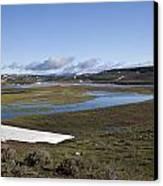 Yellowstone Plateau Canvas Print