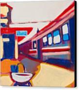 Locale Canvas Print