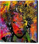 Vulnerable Canvas Print by Ramneek Narang