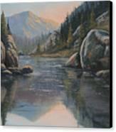 071215-1612  Fading Light Canvas Print