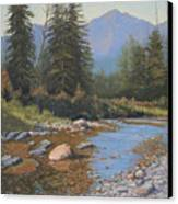 080323-2420 Tranquility Canvas Print
