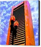080b  Federal Reserve  Boston Canvas Print