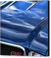1970 Buick Gs 455  Canvas Print