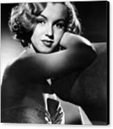 All About Eve, Marilyn Monroe, 1950 Canvas Print
