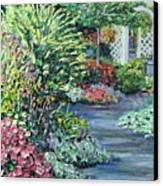 Amelia Park Pathway Canvas Print