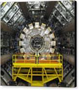 Atlas Detector, Cern Canvas Print