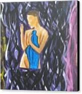 Beauty Of Women  Canvas Print by Kristen Diefenbach