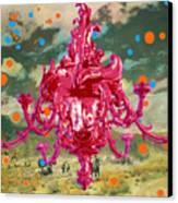 Blobs Canvas Print