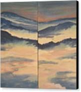 Blue Ridge IIi Canvas Print