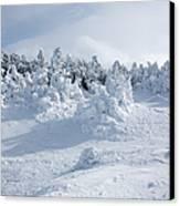 Carter Dome - White Mountains New Hampshire Usa Canvas Print