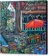 Casa Rio Canvas Print by Patti Schermerhorn