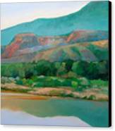 Chama River Canvas Print by Cap Pannell