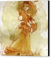 Chamomile Canvas Print by Brian Kesinger