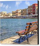Chania - Crete Canvas Print