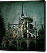 Citadel Canvas Print by Andrew Paranavitana