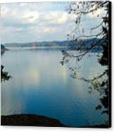 Cumberland Lake Canvas Print