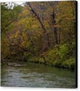 Current River 8 Canvas Print by Marty Koch