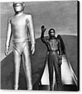 Day The Earth Stood Still Canvas Print by Granger