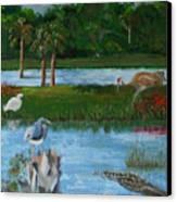 Dream Scene Canvas Print