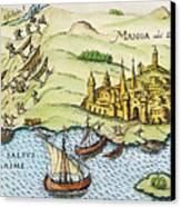 El Dorado, 1599 Canvas Print by Granger