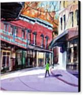 Eureka Springs Ak 4 Canvas Print by Ron Stephens